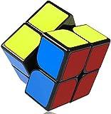 XMD パズルセット 2x2 3x3 4x4 5x5 競技専用 世界基準配色 ver3.1 ポップ防止 FAVNICキューブ 脳トレ 知育玩具 (パズル2x2)