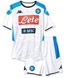 SSC NapoliKit Gara Third Bambino 2019/2020, Bianco, 10 anni