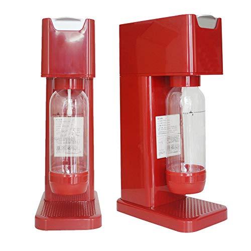 HRRH Soda Water Machine, 220V 800W Bubble Générateur Machine 1L DIY Bubble Bubble Drink dessalinisateur