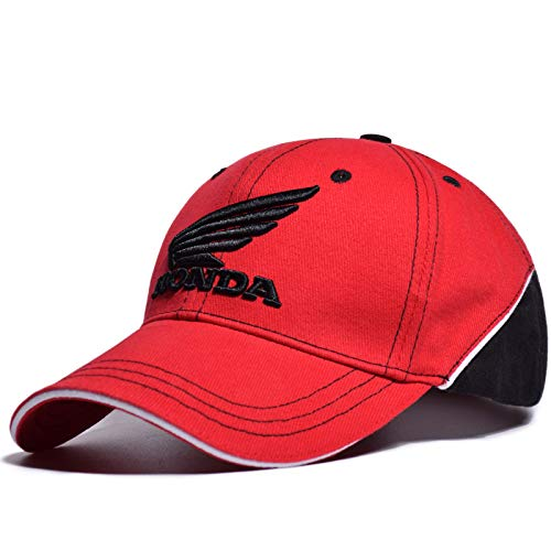 LOVEBLING Blinglove New Merchandise Racing Corporation Cap Baseball Hat Red