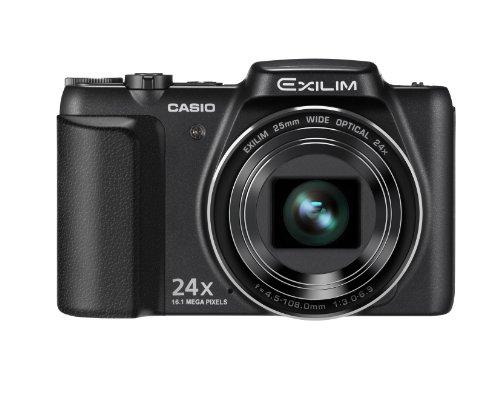 CASIO EXILIM デジタルカメラ 1610万画素 ハイズーム ブラック EX-H50BK