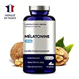 Mélatonine | Complément alimentaire pour dormir | 1.9mg Mélatonine | 60 nuits de sommeil naturel | Fabriqué en...