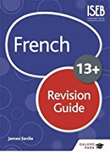 French for Common Entrance 13+ Revision Guide (New Edition)