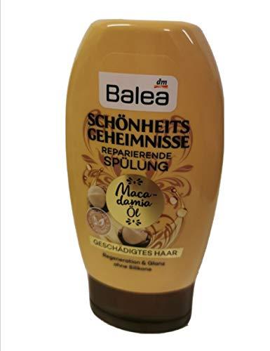 Balea Schönheitsgeheimnisse Spülung Macadamia Öl 200 ml