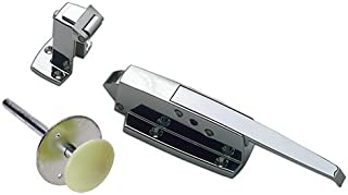 COMPLETE LATCH HANDLE KIT - KEIL/CHG - W19 - Flush