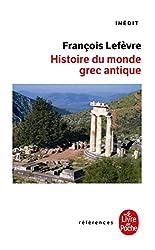 livre Histoire du monde grec antique