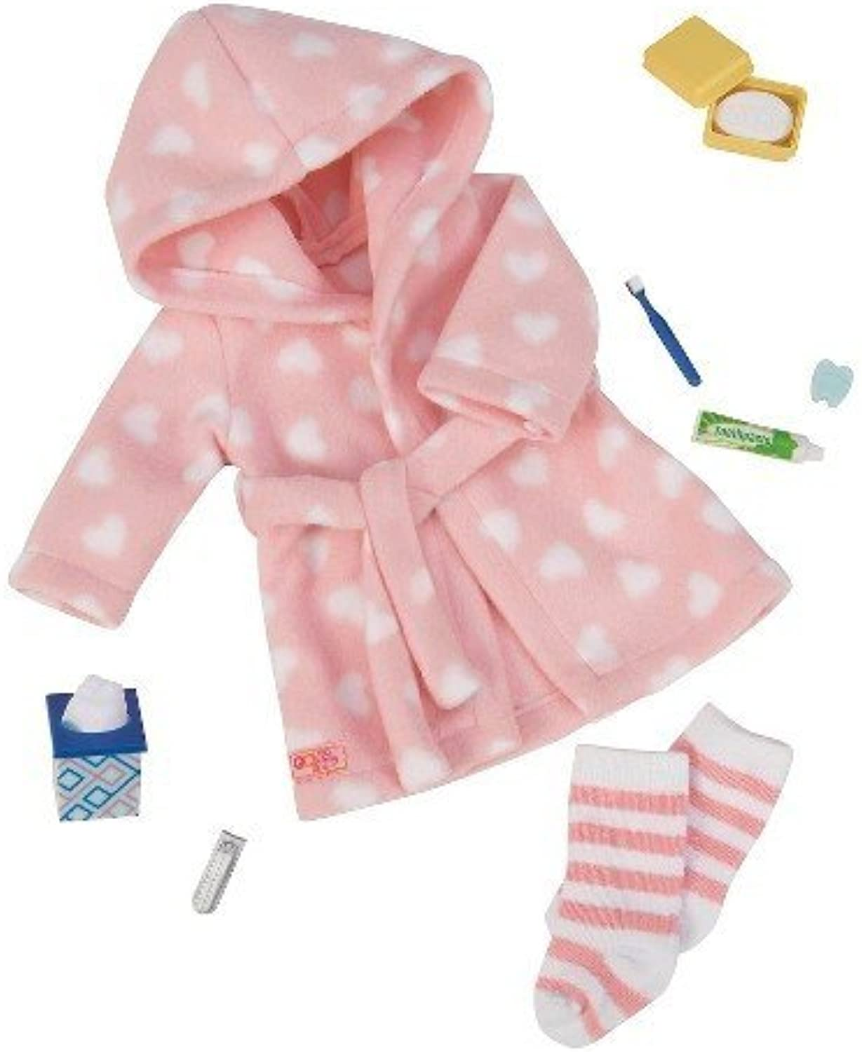 genuina alta calidad Our Our Our Generation Good Night Doll Outfit by Our Brand  comprar ahora