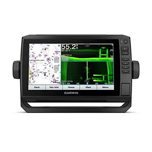 Garmin ECHOMAP UHD 94SV, Keyed-Assist Touchscreen Chartplotter with U.S. BlueChart G3