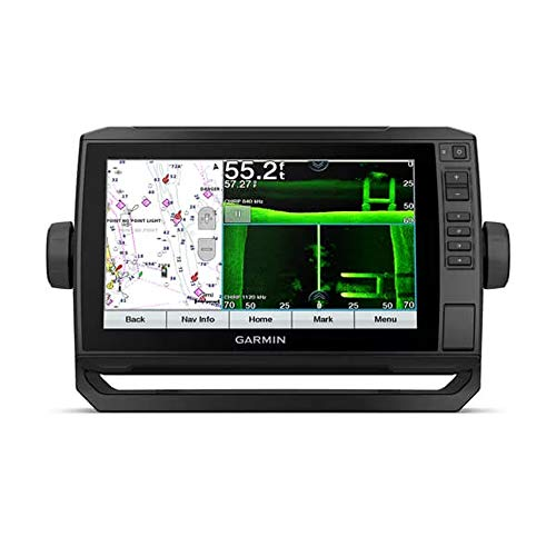 Garmin ECHOMAP UHD 94SV, Keyed-Assist Touchscreen...