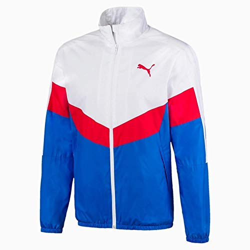 PUMA Herren Windbreaker CB, Palace Blue, XL, 581231