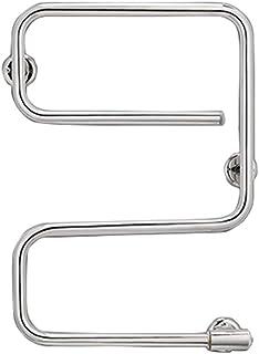 Heated towel rail Toallero Calefactado De 40 W, Radiador Antracita, Toallero De Acero Inoxidable 304, Secado A Temperatura Constante, Resistente Al Agua Y Al óXido 63x45x9.2cm