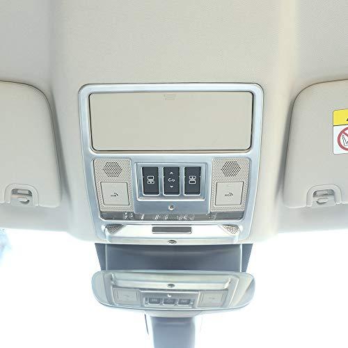 DIYUCAR- Lampe de lecture pour toit de voiture Décoration de cadre pour Discovery 5 LR5 pour Jag E-PACE