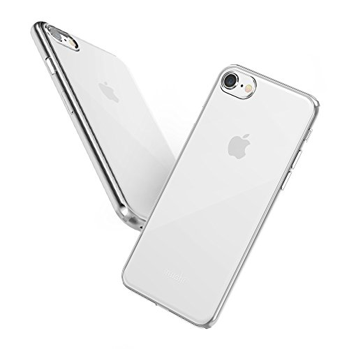 Moshi Super Skin For iPhone 8/7–Excepcionalmente Fina Carcasa–Transparente