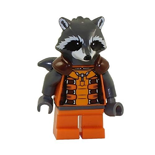 LEGO Guardians of the Galaxy Super Heroes Rocket Raccon minifigure (76020)