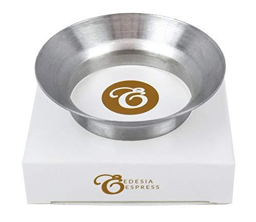 Fülltrichter für Kaffeemühle - gegen Streuverluste - rund - für Siebträger mit 58 mm Durchmesser