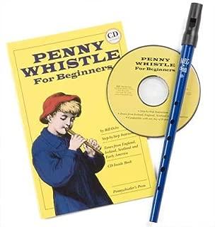 Clarke Penny Whistle Pack for Beginners