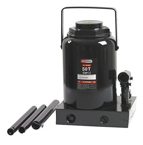 KS Tools 160.0360 - Gato de botella hidráulica, 50t