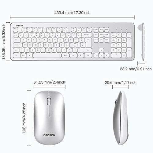 OMOTON Pack2.4G-WK203