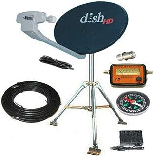 Dish Network HD Hybrid 1000.2 RV Satellite Kit Portable