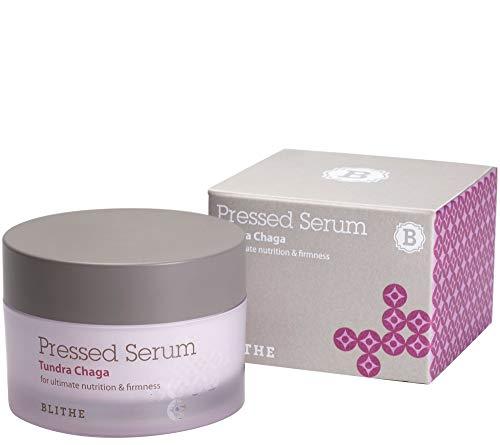 BLITHE Pressed Serum Tundra Chaga Serum- Crema Facial, 50 Mililitro