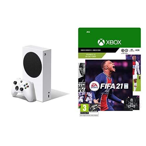 Xbox Series S + FIFA 21 (Xbox Download Code)