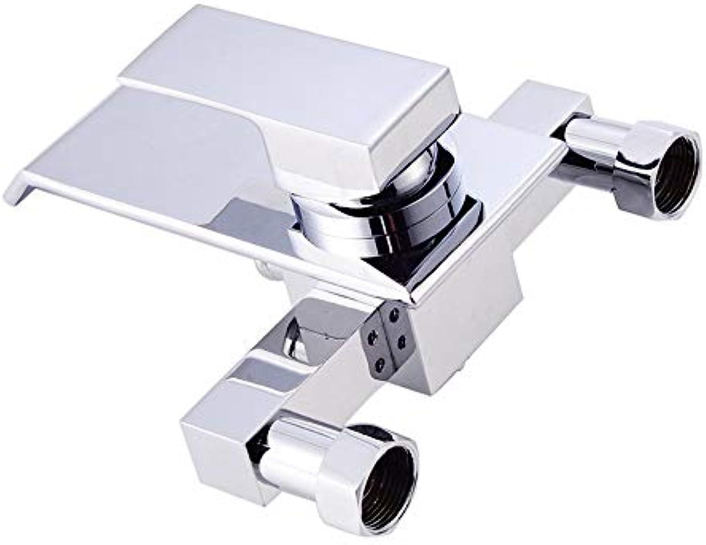 HDLWIS Hochwertiger Wasserhahn, Metallküche Bad Lift Wasserhahn, Kupferhahn, einttyp Hochtemperatur-Spritzhahn