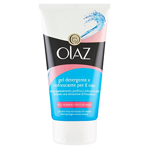 OLAZ Essentials emul.detergente viso 150 ml. - Cremas