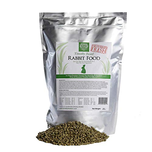 Small Pet Select Rabbit Food Pellets, 9.5-Pound