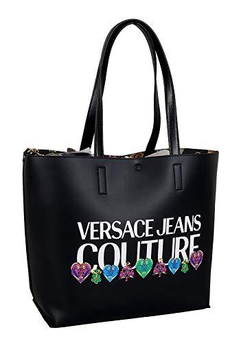 Versace Jeans E1VVBB5071501899 Shopper Accessori Nero Pz.