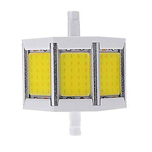 220V R7S LED 78mm 118mm 135mm 189mm 10W 15W 20W 25W COB LED-lamp vervanging halogeenlamp voor spotlight... 78mm 10W dimbare AC85-265V wit