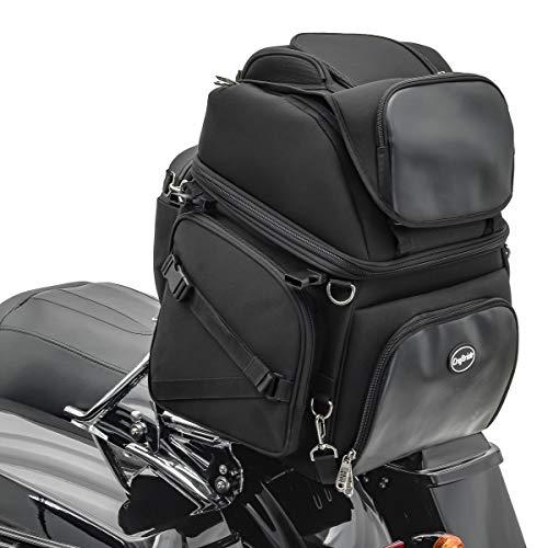 Hecktasche Kompatibel für Yamaha XV 535 Virago / 950 / R M55 Sissybartasche