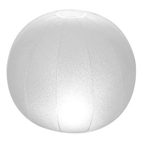 Intex LED-Schwimmleuchte, rund, 23 x 22 cm (28693) Kugel 0.40000000000000036x16x13.8 cm bunt