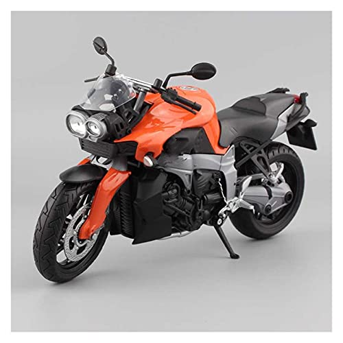 Motocicleta Miniatura 1/12 Escala para AUTOMAXX K1300R K 1300 R Modelos MUSCULOS Motorycle Dicast DECASTE REPLICAS DE LOS NIÑOS para Motorrad Moto Car (Color : 2)