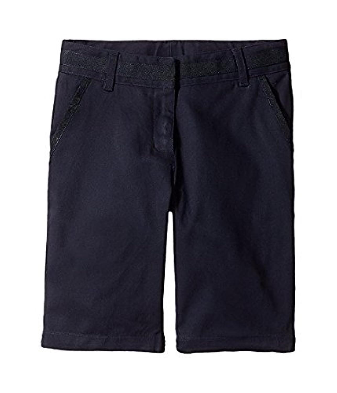 ノーティカ Nautica Kids キッズ 女の子 ショーツ ハーフパンツ Su Navy Bermuda Shorts (Little Kids) [並行輸入品]