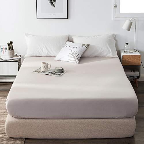huyiming gebruikt voor groot katoen eenpersoonsbed dubbel bed student slaapzaal twill katoen hotel