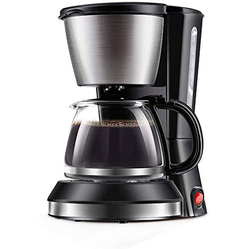 TYUIOYHZX Automatic Macchina da caffè, caffè Appena macinato Macchina 0,7 Drip Type Casa Automatico American Home