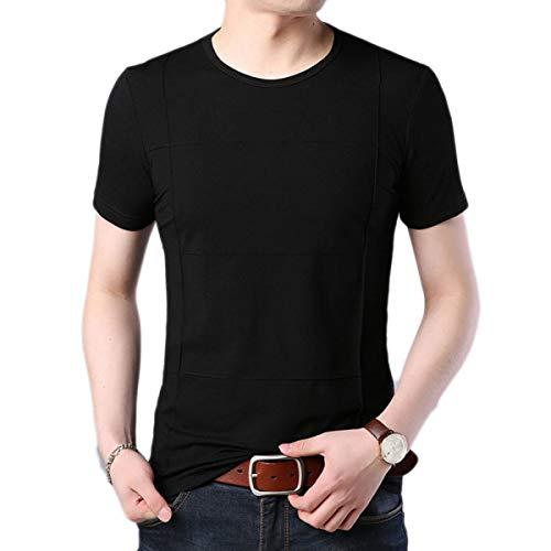 Męskie koszulki polo męskie polo polo męskie wygodne rozmiary polo męskie męskie koszulki z krótkim rękawem bawełna oversize okrągły dekolt biały dół koszula odzież