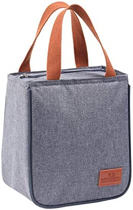 Insulated Lunch Bag Thermal Cooler Lunch Tote Bag Portable Lunchbox Reusable Food Bag for Women product image