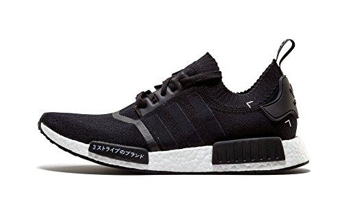 MEN'S ADIDAS ORIGINALS NMD RUNNER - Onix/Core Black/Footwear White (7.5 D(M) US)