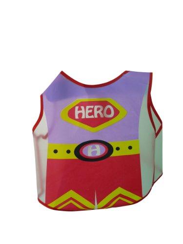 Hero First Steps Eva Bébé Enfant Enfant Jeu d'alimentation Combinaison Bavoir