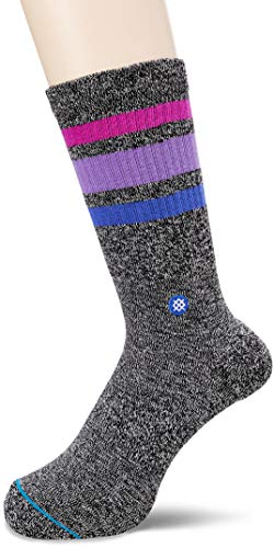 Stance - Mens Boyd 4 Socks, Large, Heathergrey