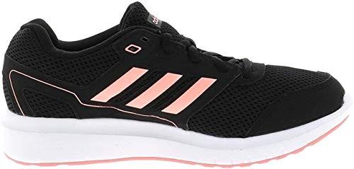 adidas Damen Duramo Lite 2.0 Laufschuh, CORE Black/Glory PINK/White FTWR, 39 1/3 EU