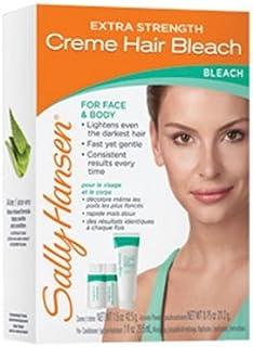 SALLY HANSEN Extra Strength Creme Hair Bleach for Face & Body - SH2010 (並行輸入品)