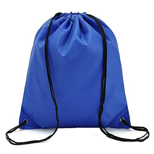 Mochila con cordón Bolsa de almacenamiento deportiva Senderismo Viajar Gimnasio Bolsas creativas y útiles