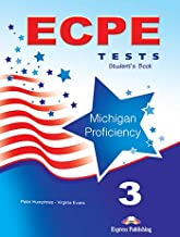 ECPE Tests Michigan Proficiency 3 - Student's Book (with DigiBooks)