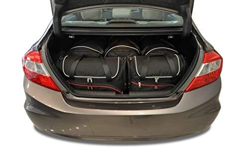 Kjust Carbags SystàˆMe De Sacs De Tronc Honda Civic Sedan, IX, 2012- Sacs pour Voiture
