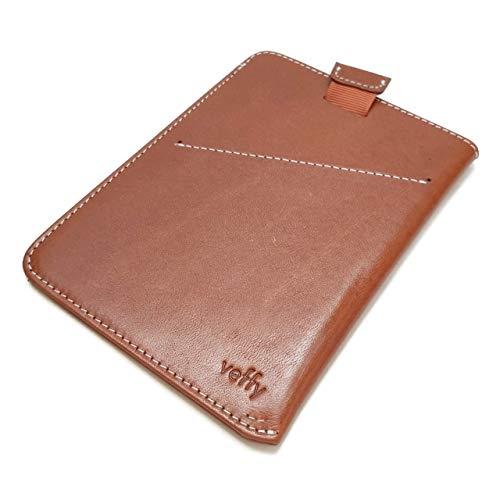 veffy パスポートケース 通帳ケース パスポートカバー 本革 薄型 スキミング防止 磁気防止 チケットホルダー 旅行便利グッズ