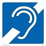 Viking signos id1330-s20–3M símbolo de inducción magnética señal, 3mm plástico...