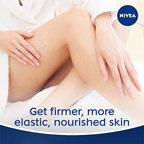 41xfnn500HL - NIVEA Nourishing Skin Firming Body Lotion w/ Q10 and Vitamin C - 48 Hour Moisture for Dry to Very Dry Skin -  16.9  Fl. Oz. Pump Bottle