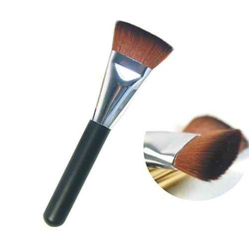 Make up 1 lot de 3 pinceaux contouring format compact